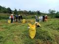 Tuổi trẻ Quảng Nam tích cực giúp người dân phòng chống bão số 5